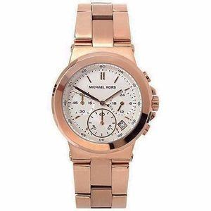 MICHAEL KORS Gold Chronograph Watch